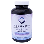 10 Bottles of Relumins Advance Vitamin C - MAX Skin Whitening Complex With Rose Hips & Bioflavinoids