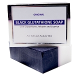 New Glutathione & Arbutin/Licorice Black & White Soap 120g Whitening Beauty Bar