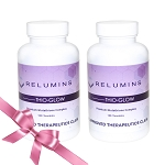 BUY ONE GET ONE FREE! Relumins Thio-Glow Chewable Dissolvable Glutathione Complex with Biotin