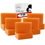 5 Pack of Kojie San Skin Lightening Kojic Acid Soap ( 2 Bars per pack) 65g - SUPER SAVINGS