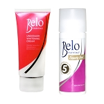 Belo Essentials Underarm Whitening Set - Whitening Underarm Cream with Free Whitening Roll-on - Whitens Stubborn Underarms FAST!!!