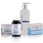 Authentic Relumins Advance White Face & Body Set