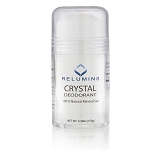 New! Relumins Natural Mineral Salt Crystal Deodorant