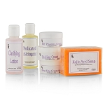 Professional Rejuvenating, Whitening Skin Care Set