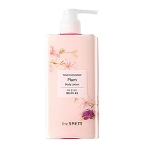 Benefits of The SAEM Touch On Body Plum Body Lotion 300ml