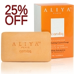 25% OFF!!! Authentic Aliya Paris Carotiq Exfoliating Carrot Soap - Lightening Soap with Exfoliating Beads for Smooth Even Skin