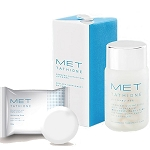 Authentic MET Tathione Soft Gel Glutathione Capsules w/ Algatrium & Met Tathione Whitening Soap with Glutathione and Alpha-Arbutin 50g