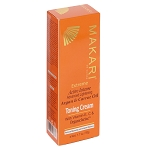 Makari Extreme Advanced Lightening Carrot & Argan Oil Toning Cream - W/ Vitamin-E, C & Organiclarine - 50g
