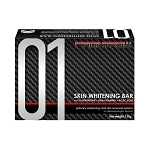 FrontRow 01 Skin Whitening Soap Bar With Glutathione, Kojic Acids & Skin Vitamins