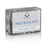 10 Bars of Relumins Professional Spa Formula Triple Action Black & White Whitening Soap - Maximum Whitening for Normal & Sensitive Skin