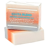 Premium Maximum Brightening/Peeling Soap w/ Glutathione, Arbutin, and Kojic acid