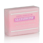 Premium Extra Strength Brightening Soap w/ Glutathione, Goat's milk, Rosehip, and Kojic Acid