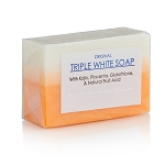 Kojic Acid, Placenta, & Glutathione Triple White Soap appx. 150gms