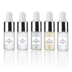 NEW! Relumins The Best Sample Serum Selection! Get one for FREE or all 5 for just $17.99!
