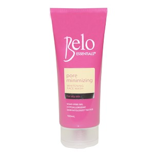 Belo Essentials Pore Minimizing Whitening Face Wash 100ml