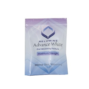 FREE SAMPLE - Authentic Relumins Advanced White Oral Whitening Formula Capsules - Whitens, repairs & rejuvenates skin - NEW AND IMPROVED now with Rose Hips
