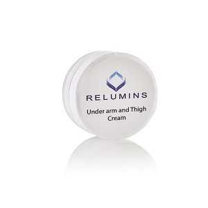 FREE SAMPLE of Authentic Relumins Underarm & Inner Thigh Cream - Made For Hard to Whiten Areas