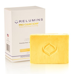 Authentic Relumins Pro Clear Soap with Calamansi & Salicylic Acid