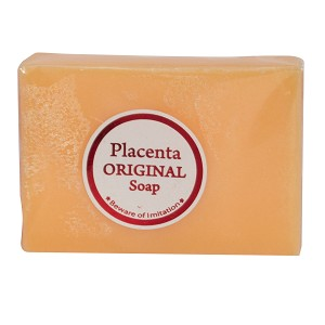 Deep Skin Renewal Placenta Soap With Vitamin E, Kojic Acid, And Natural Moisturizers