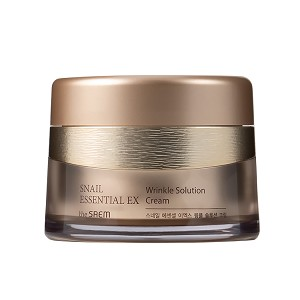 The SAEM Snail Essential EX Wrinkle Solution Cream