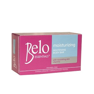 Belo Essentials Moisturizing Whitening Body Bar 135g