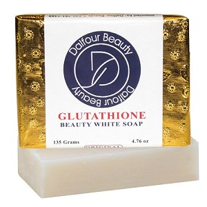 New Bigger Size 135g!!! 12 Bars of Dalfour Beauty Gold Foil Glutathione Whitening Soap