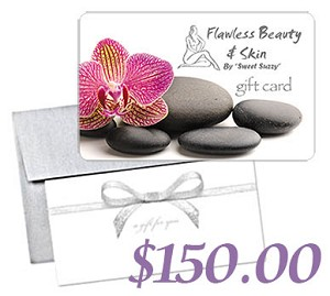 GIFT CERTIFICATE - $150.00