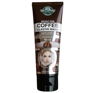 NEW! Hollywood Style Instant Firm Coffee Elastin Wash 100ml