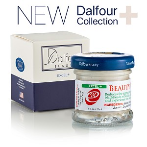 NEW! Authentic Dalfour Beauty Gold Seal EXCEL+  Whitening Cream-Maximum Strength!