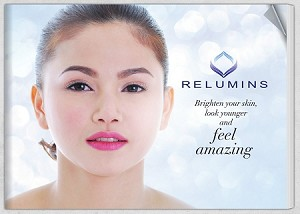Free Relumins Catalog - Renew, Revive, Re-Beautify