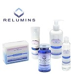 Authentic Relumins Advanced Whitening Intensive Repair Night Set