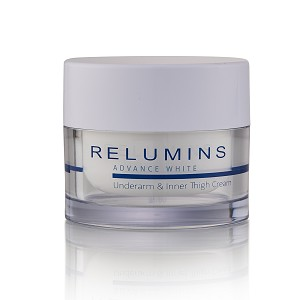 3 Relumins Underarm & Inner Thigh Cream - Made For Hard to Whiten Areas