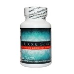 NEW Authentic Luxxe Slim, L-Carnitine & Green Tea Extract - 60 Capsules - By FrontRow