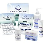 Authentic Relumins Advanced 1400mg White Set - 1400mg Set, Booster, Repair Lotion, TA Stem Cell Serum & TA Stem Cell Soap